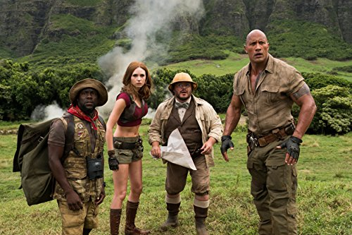 Jumanji: Willkommen im Dschungel – Ultra HD Blu-ray [4k + Blu-ray Disc] - 4