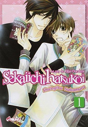 Sekaiichi Hatsukoi Vol.1 par NAKAMURA Shungiku