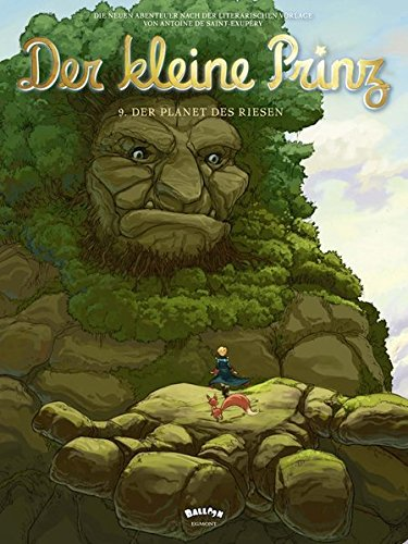 Der kleine Prinz 9: Der Planet des Riesen (Comic)