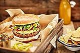 Country Range Frozen 100% Beef Burgers 6oz - 30x170g