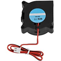 Robocraze 4020 3D Printer Cooling Fan | 12V 4020 Cooling Fan 40mm X 40mm X 20mm (1 Piece) | 3D Printer Project (Pack of…