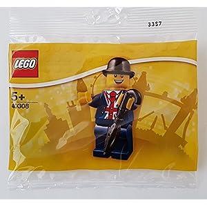 Lego 40308 Exclusive Lester Minifigure LEGO Minifigure LEGO