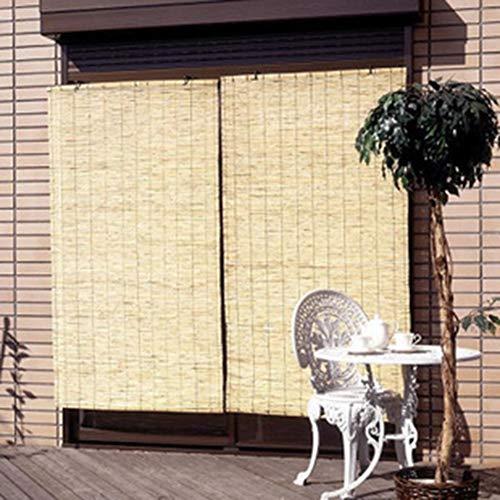 Bambusrollo/Raffrollos/BambusRollo/SchilfVorhang/BambusRollladenTeestube, Privater Club, Balkon, Langer Pavillon, Laden, Hotel Usw