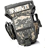 - Used, for example, Sabage] SWAT-style multi-function fanny loincloth type magazine Tactical ACU camouflage (japan import)