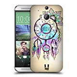 Head Case Designs Traumfänger Trend Mix Snap-on Schutzhülle Back Case für HTC One M8 / M8 Dual Sim / M8s