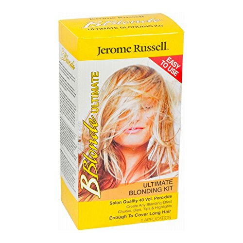 Jerome Russell Highlights Kit (JEROME RUSSELL B Blonde Ultimate Highlight Kit)