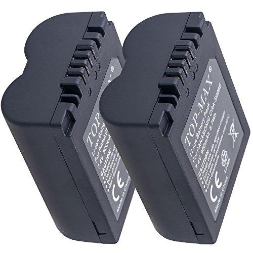 top-maxr-2x-cga-s006e-li-ion-battery-for-panasonic-lumix-dmc-fz18dmc-fz28dmc-fz7dmc-fz8dmc-fz30dmc-f