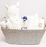 Windeltorte 44 tlg. Baby Set Unisex neutral Geburt Taufe Geschenk