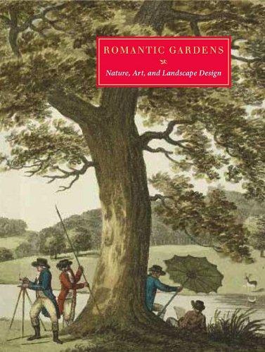 Romantic Gardens por Elizabeth Rogers