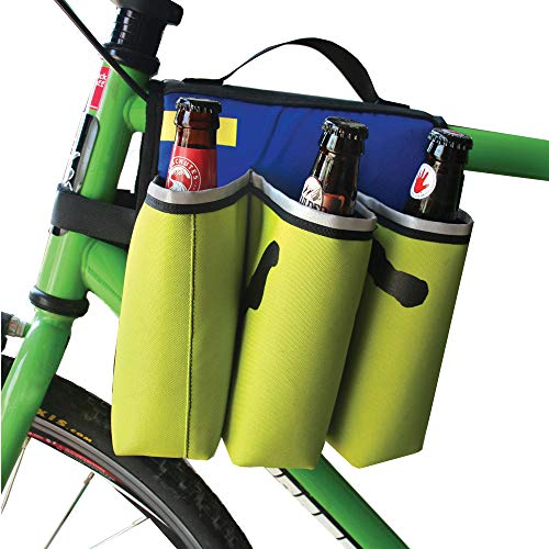 Green Guru Gear Sixer 6- Pack Insulated Top Tube Holder -