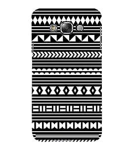 FUSON Greek Key Pattern Background 3D Hard Polycarbonate Designer Back Case Cover for Samsung Galaxy E7 (2015) :: Samsung Galaxy E7 Duos :: Samsung Galaxy E7 E7000 E7009 E700F E700F/Ds E700H E700H/Dd E700H/Ds E700M E700M/Ds