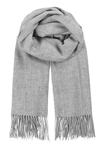 becksndergaard-dicker-winterschal-crystal-einfarbig-grau-meliert-aus-super-softer-wolle-mit-fransen-