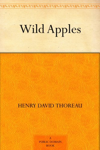 Wild Apples por Henry David Thoreau Gratis