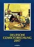 Deutsche Comicforschung 2007 -