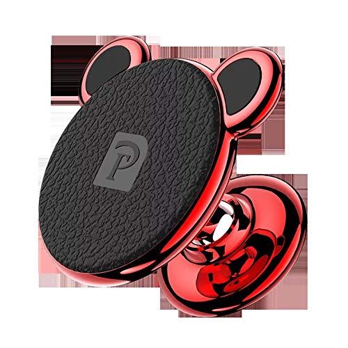 Carriea Handyhalterung Auto Magnet, KFZ Magnet Handyhalter 360 Grad Einstellbare Smartphone Halterung Auto für iPhone XS/X /8/7, Samsung S9 S8, Huawei