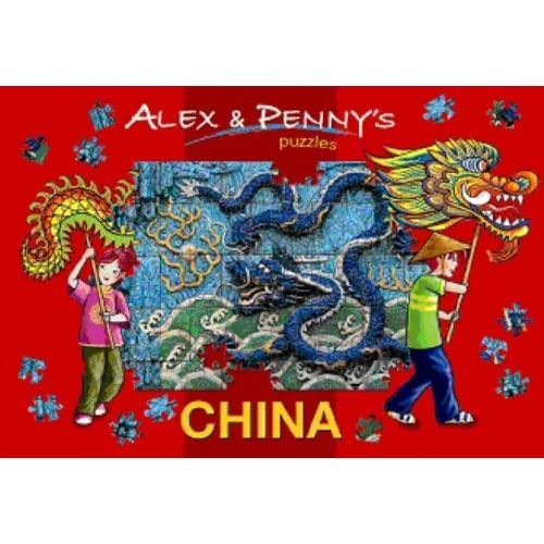 Alex And Penny In China