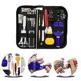 URXTRAL Uhrenwerkzeug Uhrmacherwerkzeug professionelles Federsteg Werkzeug Set