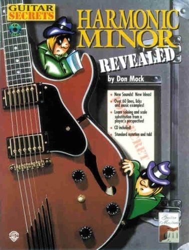 Guitar Secrets: Harmonic Minor Revealed, Book & CD by Don Mock (1998-01-01)