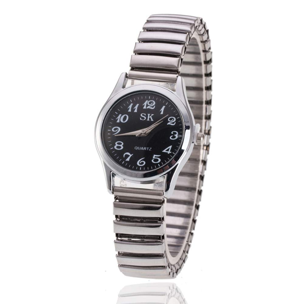 Mode Einfach Armbanduhr Fruhling Elastische Bander Uhren
