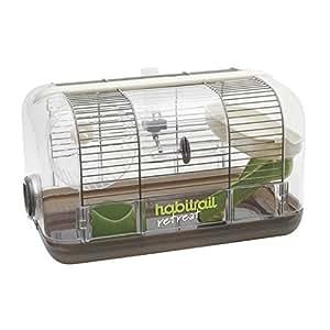 Habitrail Cage Retreat Déjà Montée pour Petits Animaux