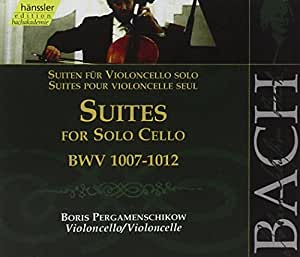 Edition Bachakademie Vol. 120 (Suiten für Violoncello solo)