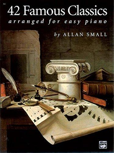 42 Famous Classics Piano