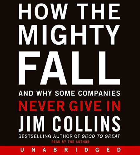 Books For Iphone How the Mighty Fall CD: And Why Some Companies Never Give in
