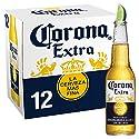 Corona Extra Lager Bottle, 12 x 330 ml