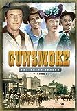 Gunsmoke: Third Season V.1 [DVD] [Region 1] [US Import] [NTSC]