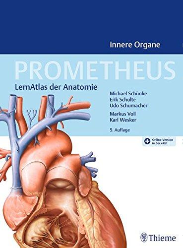 PROMETHEUS Innere Organe: LernAtlas Anatomie (Innere Organe)