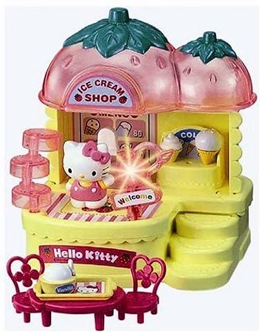 Hello Kitty Ice Cream Shop Spielzeug Eisdiele