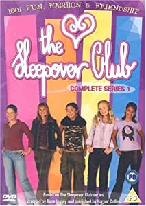 The Sleepover Club: Complete Series 1 [DVD]