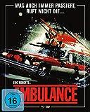 Ambulance (Mediabook, B, 1 Blu-ray + 1 DVD + 1 Bonus-DVD)