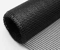 widerstandsf/ähig Silber Aluminium Insektenschutz Fliegengitter Gewebe Alu-Gitter robust ideal auch f/ür Lichtsch/ächte zuverl/ässiger Schutz 1,5 x 2,5m Preis pro m/² = 7,71 Euro