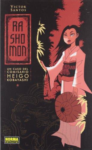 Victor Santos, . Cómic españolNORMA EDITORIAL. RASHOMON cuenta la historia de un crimen por resolver, el de un samurái de grado medio que ha aparecido cerca de la carretera de Yamashina muerto de un solo y certero corte. Un varón adulto, de unos 40 a...