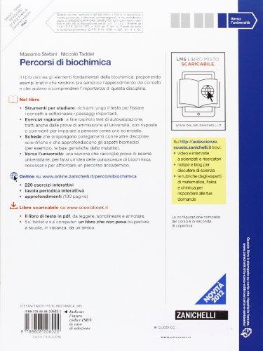 Percorsi di biochimica. Volume unico. Per le Scuole superiori. Con espansione online