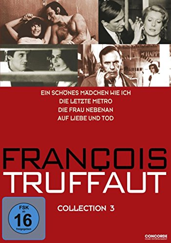 Bild von Francois Truffaut - Collection 3 [4 DVDs]