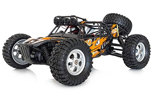 Truck 4WD EP 1/12 RTR (orange) (Mini Desert Truck)