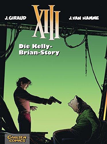 XIII, Bd.18, Die Kelly-Brian-Story
