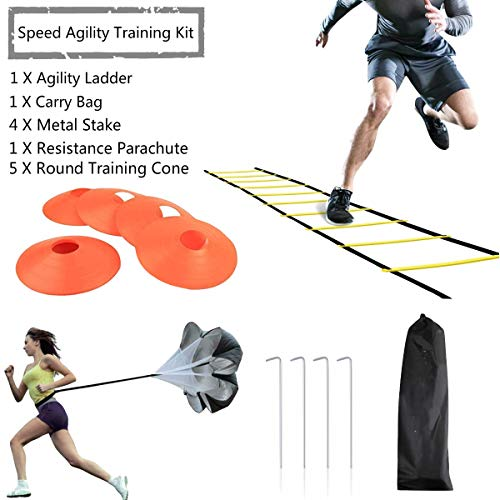 Speed Agility Training Kit-Inclu...