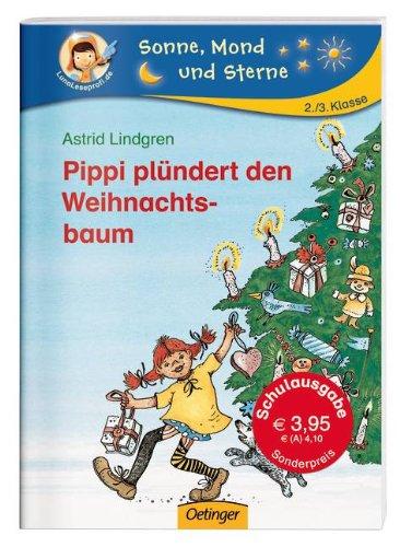 Pippi plündert den Weihnachtsbaum (Schulausgabe) (Weihnachtsbaum Zustand)