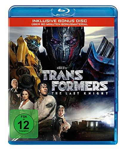 Transformers 5 - The Last Knight inklusive Bonus-Disc [Blu-ray] (Steelbooks Video-spiele)