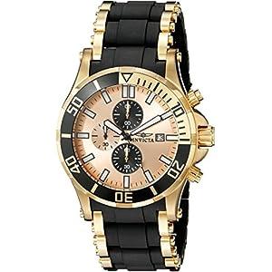 Invicta 1478 Sea Spider Reloj para Hombre acero inoxidable Cuarzo Esfera
