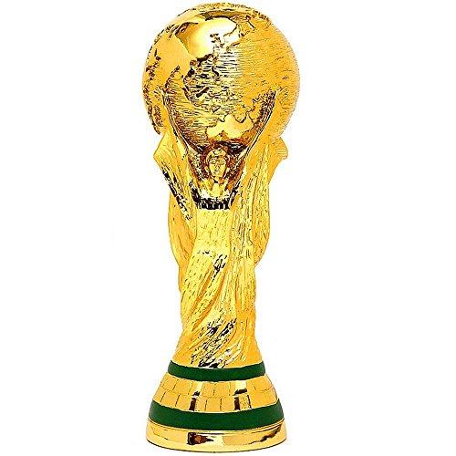 Aha Yo Volle Größe 2 kg WM Pokal Fußball genauso Wie die Original Neu Geschenk