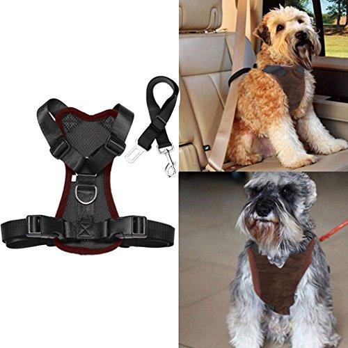 liying-dog-car-seat-belt-restraint-safety-harness-set-non-pull-gilet-imbottito-regolabile-universale