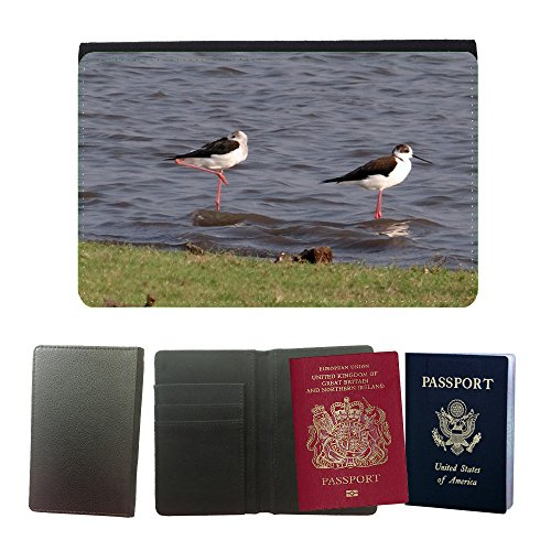 hello-mobile Muster PU Passdecke Inhaber // M00137338 Stelzenläufer Gemeinsamen Stelzenläufer // Universal passport leather cover