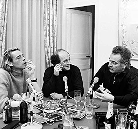 Trois Hommes Sur la Photo - Coffret Luxe 4CD+DVD