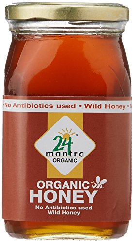 24 Mantra Organic Honey, 500g