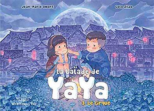 Balade de Yaya (la) Vol.3 par OMONT Jean Marie