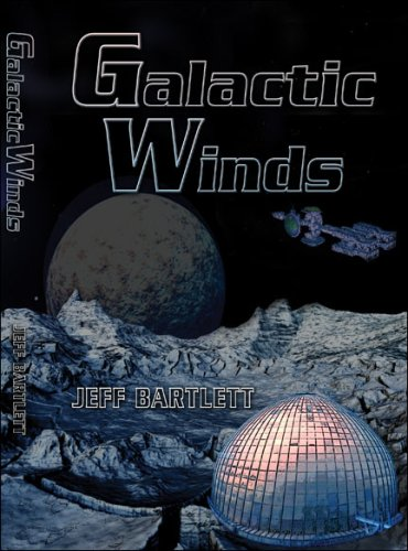 Galactic Winds Cover Image